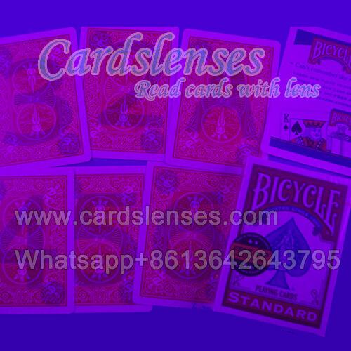 Carte segnate Bicycle carte da gioco