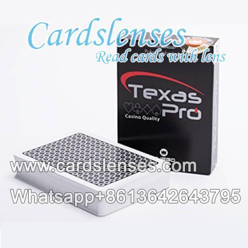 JUEGO calidad del casino baraja de cartas marcada infrarrojo