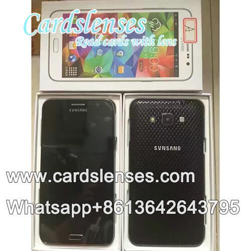 CVK 400 calculadora de probabilidades de poker con escáneres dobles