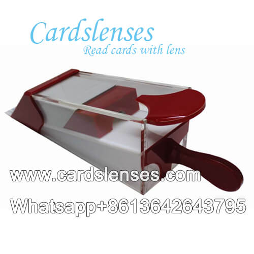 long distance barcode marking camera blackjack shoe