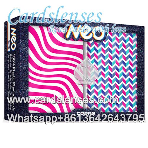 Copag Neo Wave cartas de póquer mágico