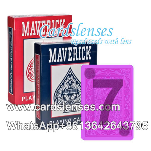 maverick invisible playing cards for poker analyzer with exact winning hands