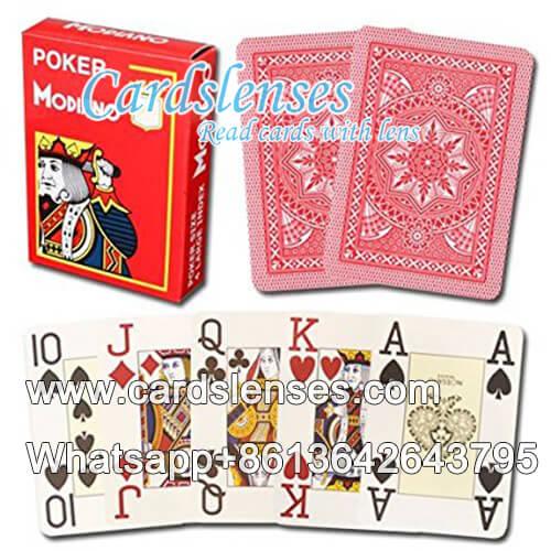 Modiano Cristallo 4pip baralho do poker