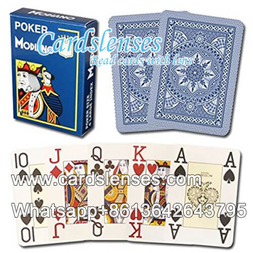 modiano cristallo 4 corner jumbo index playing cards
