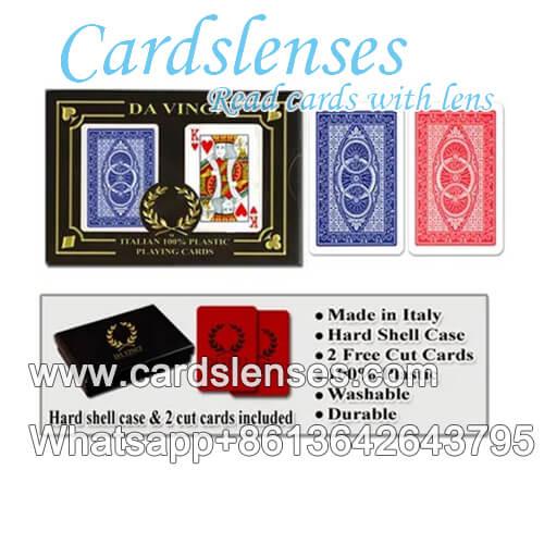Modiano da vinci marcas invisibles tarjetas