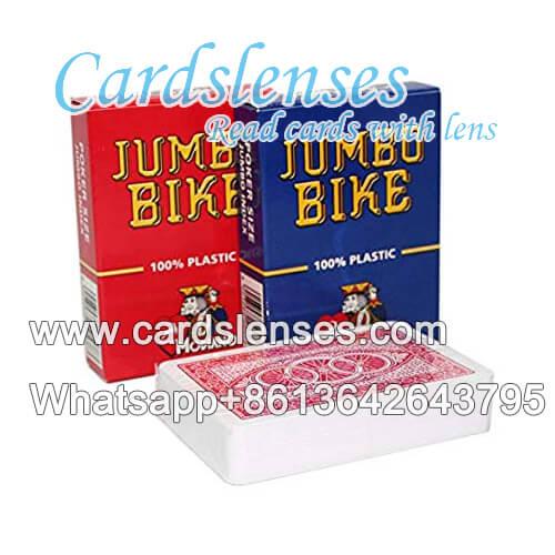 Jumbo bike baraja marcada luminosas
