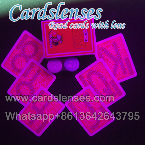 modiano texas holdem luminous marked cards