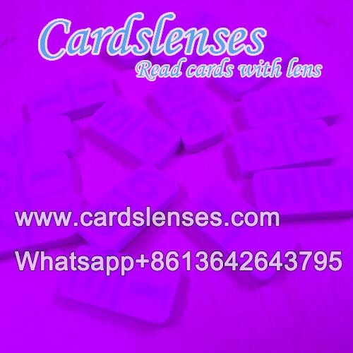 Fluoreszierend markierte Karten