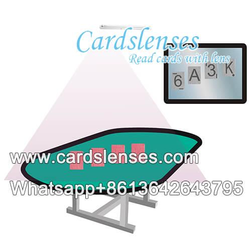 Uno a uno IR telecamera per carte da gioco