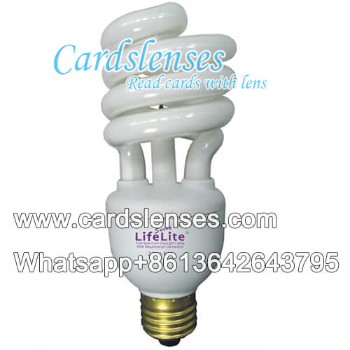 daylight lamp IR3 marked cards optical camera
