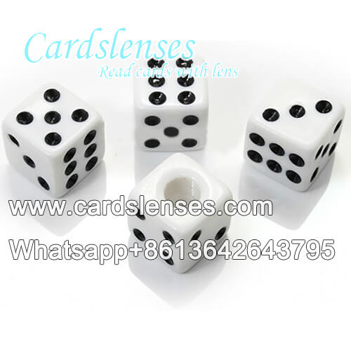 permanent numbers dice for private dice game