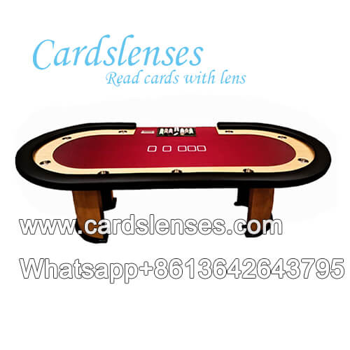 perspective cards game table for cards tricks use