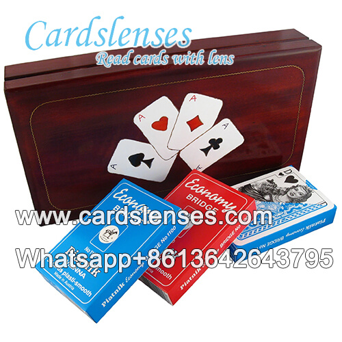 casino Piatnik economía cartas de póker rojas