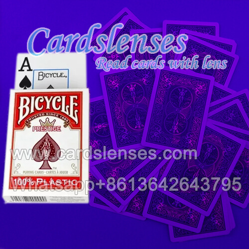 Bicycle Plastik Poker Spielkarten