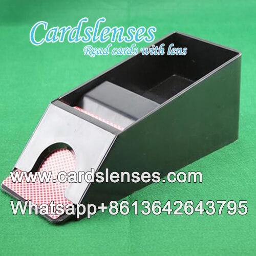poker scanning system blackjack shoe
