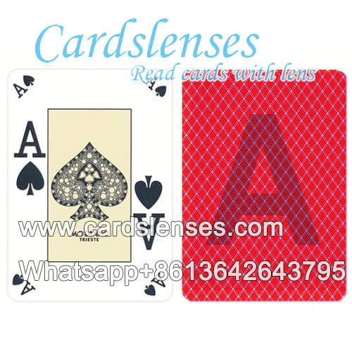 professional marked cards modiano poker index