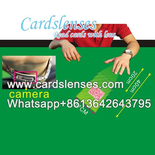 reloj escáner de póquer