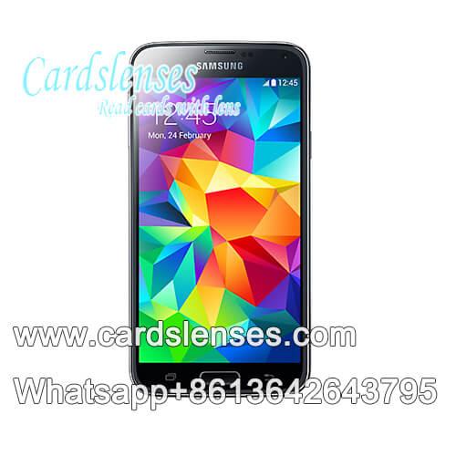 Copag baraja marcada sistema de marcado Samsung s5