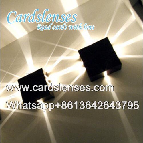 câmera de longa distância digitalização na lâmpada