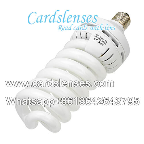 special ir marked cards optical infrared lens daylight lamp