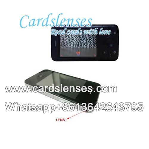 Smartphone câmera de digitalização