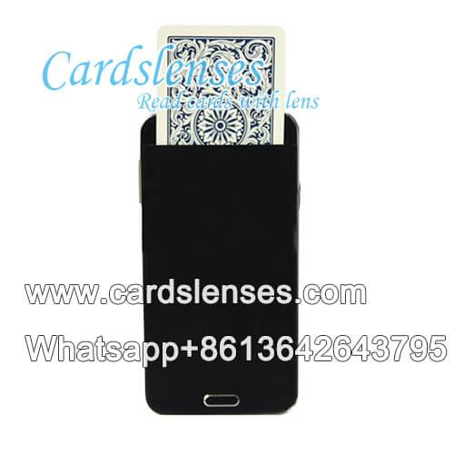 telefone inteligente personalizado para troca cartas marcadas