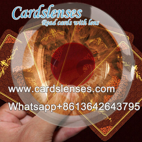 infrared contact lens
