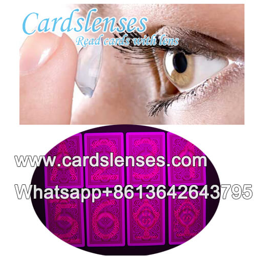 ultimate infrared contact lenses for marked cards