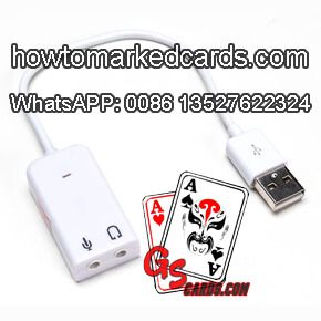 cavo USB telecamera da poker