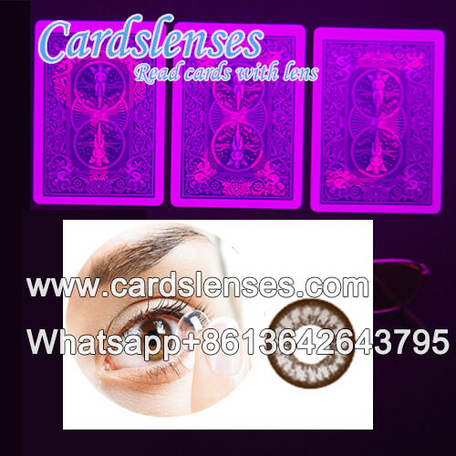 C&L playing cards contact lenses
