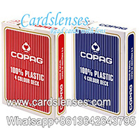 Copag 4 Colour Poker Karten