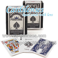 Bicycle prestige marked playing cards poker