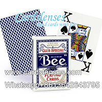 no.77 bee carte per il poker club