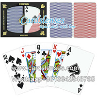 Copag Bridge Gr철�e Export Pokerkarten