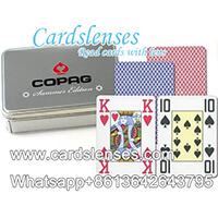 Copag Summer Edition spielen Pokerkarten