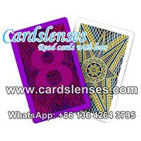 KEM Stargazer invisible ink cheating cards