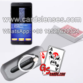 Stand Phone Ring 360 Rotation Poker Card Camera